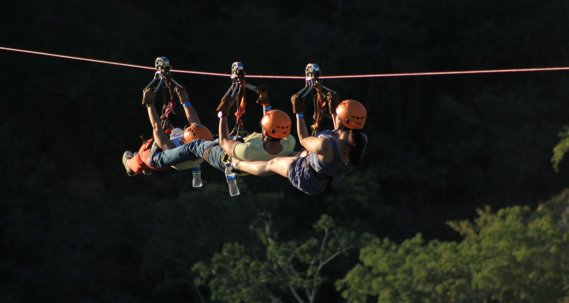 Los Cabos Night Zip Line